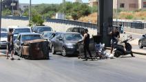 إضراب لبنان (حسين بيضون)