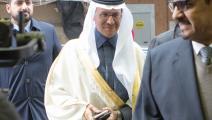 وزير الطاقة السعودي الأمير عبد العزيز بن سلمان في أحدى اجتماعات فيينا