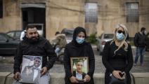 بعض أهل ضحايا انفجار مرفأ بيروت: لا عدالة لأصحاب الحقّ (دييغو إيبارّا سانشيز/ Getty)