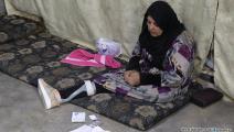 أشخاص ذوو إعاقة في مخيمات شمال سورية 1 (العربي الجديد)