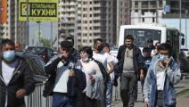 سوق العمل الروسية في أمس الحاجة للمهاجرين (ميخائيل تيريشينكو/ Getty)