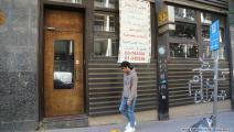 المحال أقفلت أبوابها بعد هبوط الليرة (حسين بيضون)