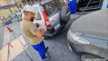 محطة محروقات في لبنان العربي الجديد