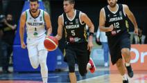 منتخب السلة الأردني