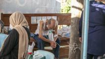 مستشفى ماطر - تونس - فيروس كورونا - الأناضول - مصور صحفي Yassine Gaidi