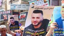 الأسير الغضنفر أبو عطوان- فلسطين (فيسبوك)