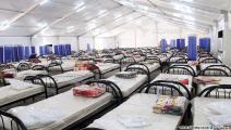 المستشفى الميداني القطري في تونس (العربي الجديد)