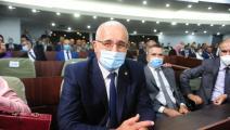 إبراهيم بوغالي - مرشح رئاسة البرلمان الجزائري 2021 - العربي الجديد