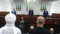 البرلمان الجزائري - 2021 - العربي الجديد