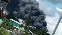 تحطم طائرة فيليبينية-تويتر