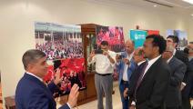 السفير التركي في الدوحة مصطفى كوكصو (تويتر)