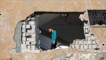 آثار العدوان على غزة 2 (محمد الحجار)