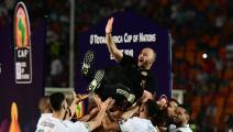 مشكلة جديدة تُتعب بلماضي في المنتخب الجزائري