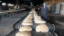 مخبز في حماة في سورية (سيرغي ليفاننكوف/ Getty)