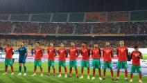 الإتحاد المغربي يؤشر على برنامج تحضيرات عموتة لكأس العرب