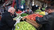 أسواق الأردن (فرانس برس)