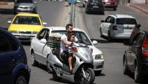 سيارات غزة (Getty)