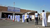تلاميذ الثانوية العامة في الكويت (ياسر الزيات/ فرانس برس)