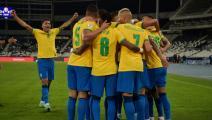 """البرازيل تُسقط تشيلي وتتأهل إلى نصف نهائي """"كوبا أميركا"""""""
