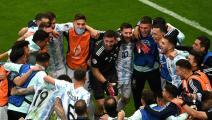 """الأرجنتين إلى نهائي """"كوبا أميركا"""" لمواجهة البرازيل"""