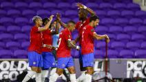 الكأس الذهبية: بداية جيدة لجامايكا وكوستاريكا