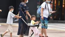 عائلة في الصين (Getty)