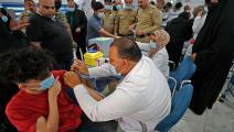 يؤمن البعض بضرورة الحصول على اللقاحات (أحمد الربيعي/ فرانس برس)