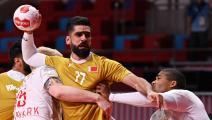 """كرة اليد """"الأولمبية"""": سقوط ثالث لمنتخب البحرين"""