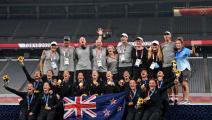 """سيدات نيوزيلندا تُحققن ذهبية """"الركبي"""" وألمانيا تُعقد موقفها في السلة"""