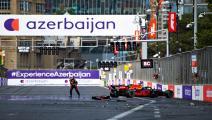 Max Verstappen accident