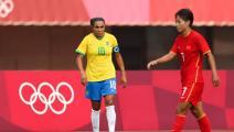 """""""بيليه"""" الكرة البرازيلية النسائية تدخل التاريخ الأولمبي"""