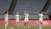 بعد صمود 44 مباراة... سيدات السويد تُسقطن سيدات أميركا في الأولمبياد