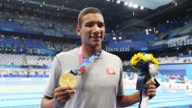 التونسي الحفناوي يهدي العرب الذهبية الأولى في أولمبياد طوكيو