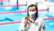 كايتي ليديكي والذهبيات السبع... أفضل سباحة في تاريخ الأولمبياد