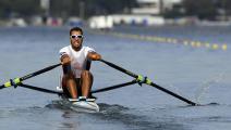 التجذيف في أولمبياد طوكيو: المصري عبد الخالق البنا إلى ربع النهائي