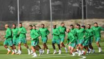 morocco training