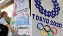 قبل إنطلاق أولمبياد طوكيو... الحرارة والرطوبة مصر قلق لكل الرياضيين