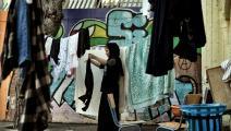 ترحيل الأفغان من أوروبا وألمانيا جريمة اليوم (آريس ميسينيس/ فرانس برس)