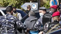 عدد المعتقلين يزداد في لبنان (أنور عمرو/ فرانس برس)