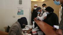 حملة التلقيح بطيئة جداً في ليبيا (حازم تركية/ الاناضول)
