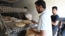 السوريون غاضبون من الزيادة الجنونية في أسعار المواضلات والخبز (Getty)