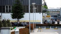مصنع سيارات رينو وفيات fولاية بورصة التركية (Getty)