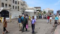 الحرب تفاقم أزمة السكن والإيجارات باليمن (Getty)