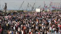 تظاهرات بيروت (العربي الجديد)