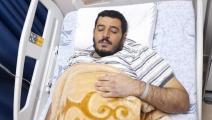 وفاة الأسير الفلسطيني المحرر محمد شبراوي (فيسبوك)