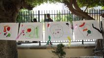 رسوم أطفال لبنان في ذكرى انفجار مرفأ بيروت (حسين بيضون)
