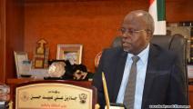 وزير الطاقة والنفط السوداني جادين علي عبيد (العربي الجديد)
