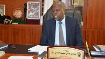 وزير الطاقة والنفط السوداني، جادين علي عبيد (العربي الجديد)