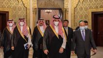 عبد ربه منصور هادي وخالد بن سلمان - اليمن والسعودية - تويتر