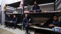 سجناء في سجون مصر (محمد الشاهد/ فرانس برس)